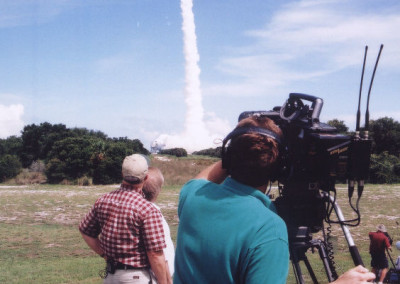 NASA Delta Launch