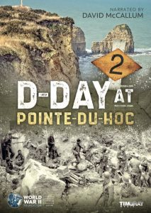 D-Day At Pointe Du Hoc